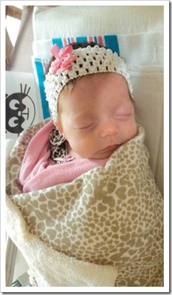 August 30, the day her feeding tube came out. Right before she came home!