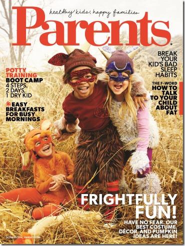 Parents Magazine October 2014