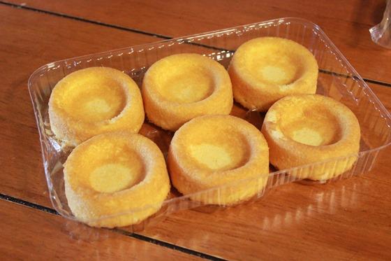 Sponge Cake Dessert Shells What Can I Use Them For