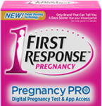 first response pregnancy pro test