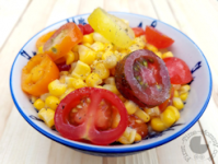 zesty corn salad