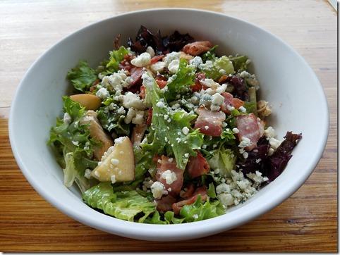 Napa Valley Salad with Chicken