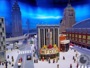 Legoland Discovery Center Fox Theater