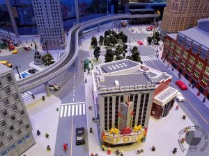 Legoland Discovery Center Detroit Fox Theater