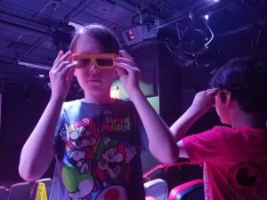 Legoland Discovery Center 4D Lego Movie Theater 4D Glasses