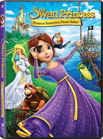 Swan Princess: Princess Tomorrow, Pirate Today