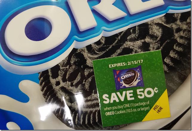OREO coupon