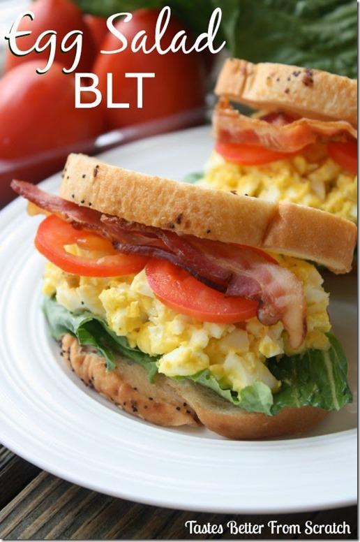 Egg Salad BLT