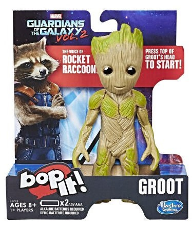 Baby Groot Bop It