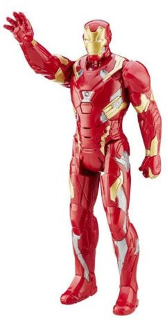 Marvel Titan Iron Man
