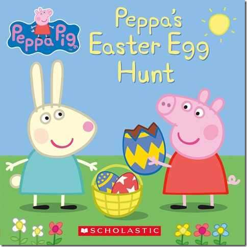 Peppas Easter Egg Hunt