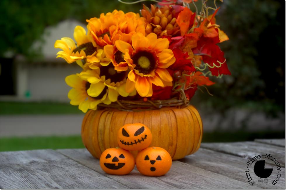 Halloween Clementines